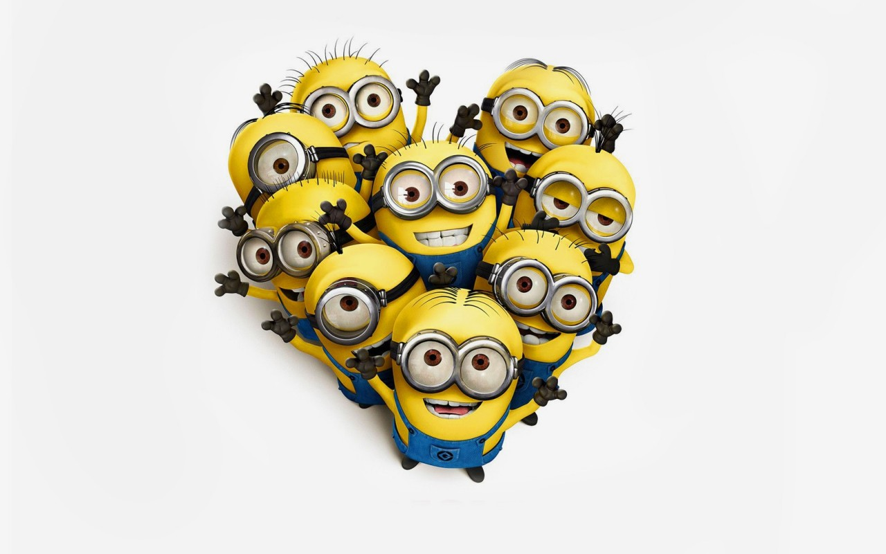 Despicable Me Funny Minions