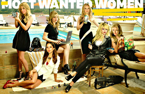 Most wanted women