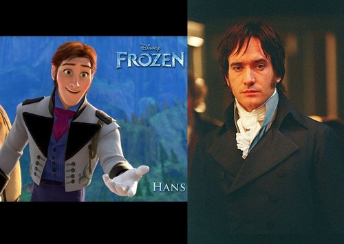 Mr. Hans Dracy?