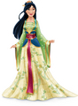Mulan new look