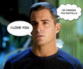 NICK STOKES AND LOVE... - george-eads-nick-stokes fan art