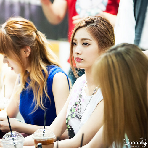Nana (After School) - First 愛 ファン Signing Event Pics