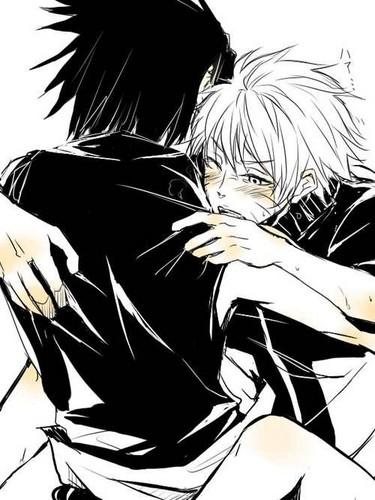 Naruto and Sasuke (Naruto)