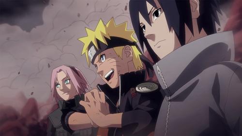 Naruto Uzumaki (shippuuden) fond d'écran titled Naruto