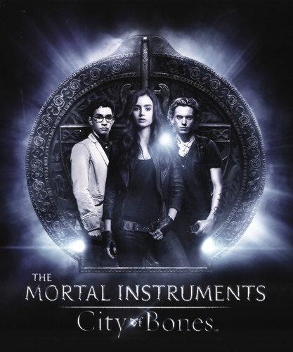 "New ""City of Bones"" Poster"