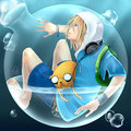 No submarine? - adventure-time-with-finn-and-jake photo