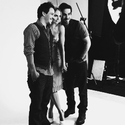 OUAT cast at SDCC-2013