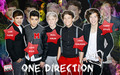 One Direction  - sshannahmontana wallpaper