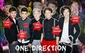 One Direction  - sshannahmontana wallpaper