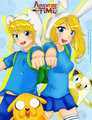 Ordinary days. - adventure-time-with-finn-and-jake photo