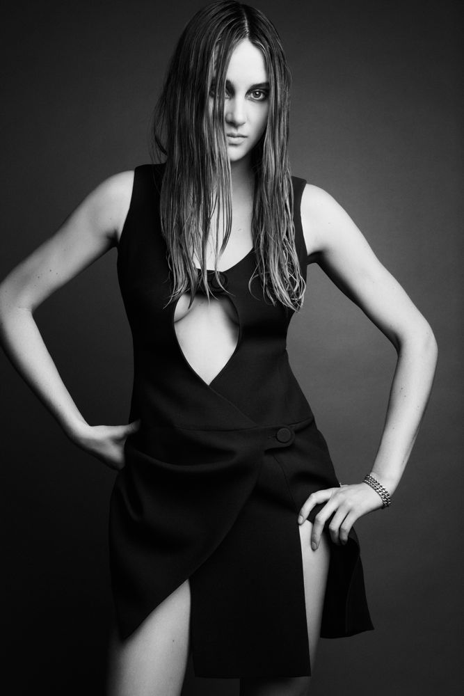 Outtakes: Shailene for 'Interview' Magazine [August 2013]