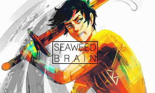 PERCY/SEAWEED BRAIN