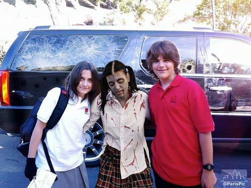 Paris Jackson Buckley School Dangerous Zombie (@ParisPic)