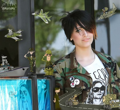 Paris Jackson News Attack (@ParisPic)