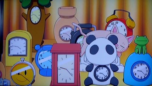 Pick a clock, any clock.