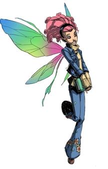X Men Angel ... in the X-Men club ...