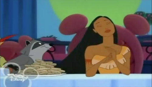 Pocahontas In House Of mouse