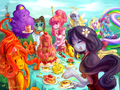 Princess Potluck. - adventure-time-with-finn-and-jake photo