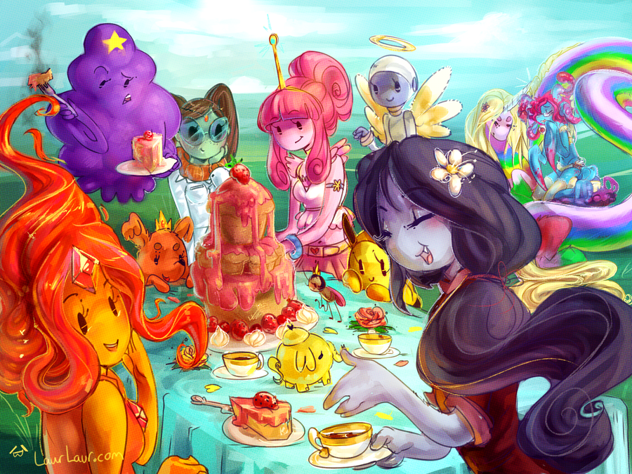 Princess Potluck. - Adventure Time With Finn and Jake ...