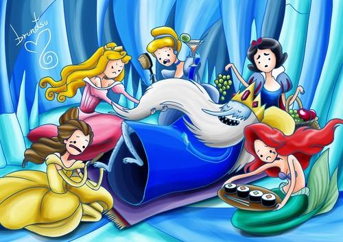 Princess Servants
