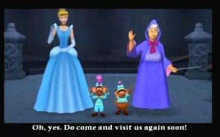 Princesses In 迪士尼 Princess: 着魔 Journey