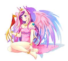 Princesses My Little pony