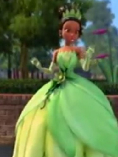 Princesses in Kinect: Disneyland Adventures