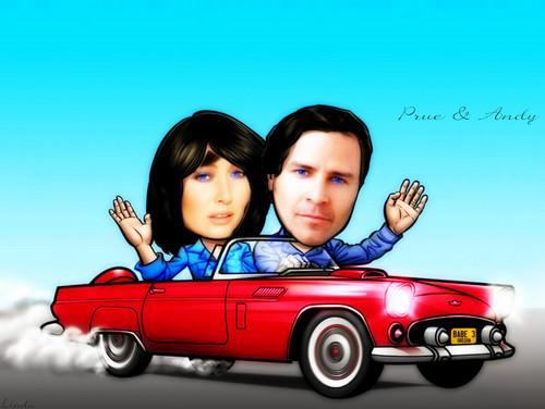 Prue & Andy