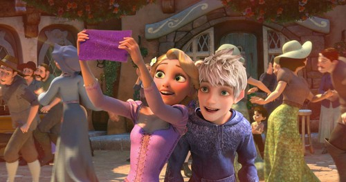 Rapunzel/Jack Frost <3