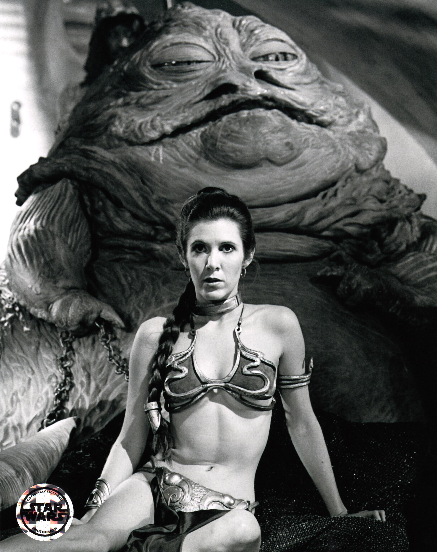 Rare Slave Leia imej