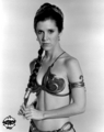 Rare Slave Leia Обои
