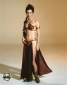Rare Slave Leia gambar