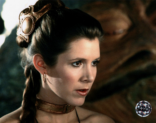 étoile, étoile, star Wars fond d'écran possibly with a portrait titled Rare Slave Leia images