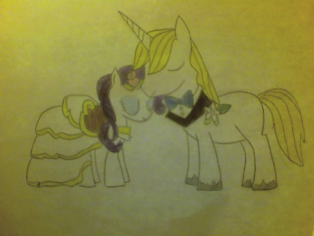 Rarity and Blueblood