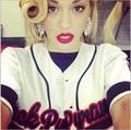 Rita Ora - Instagram Pics 2013