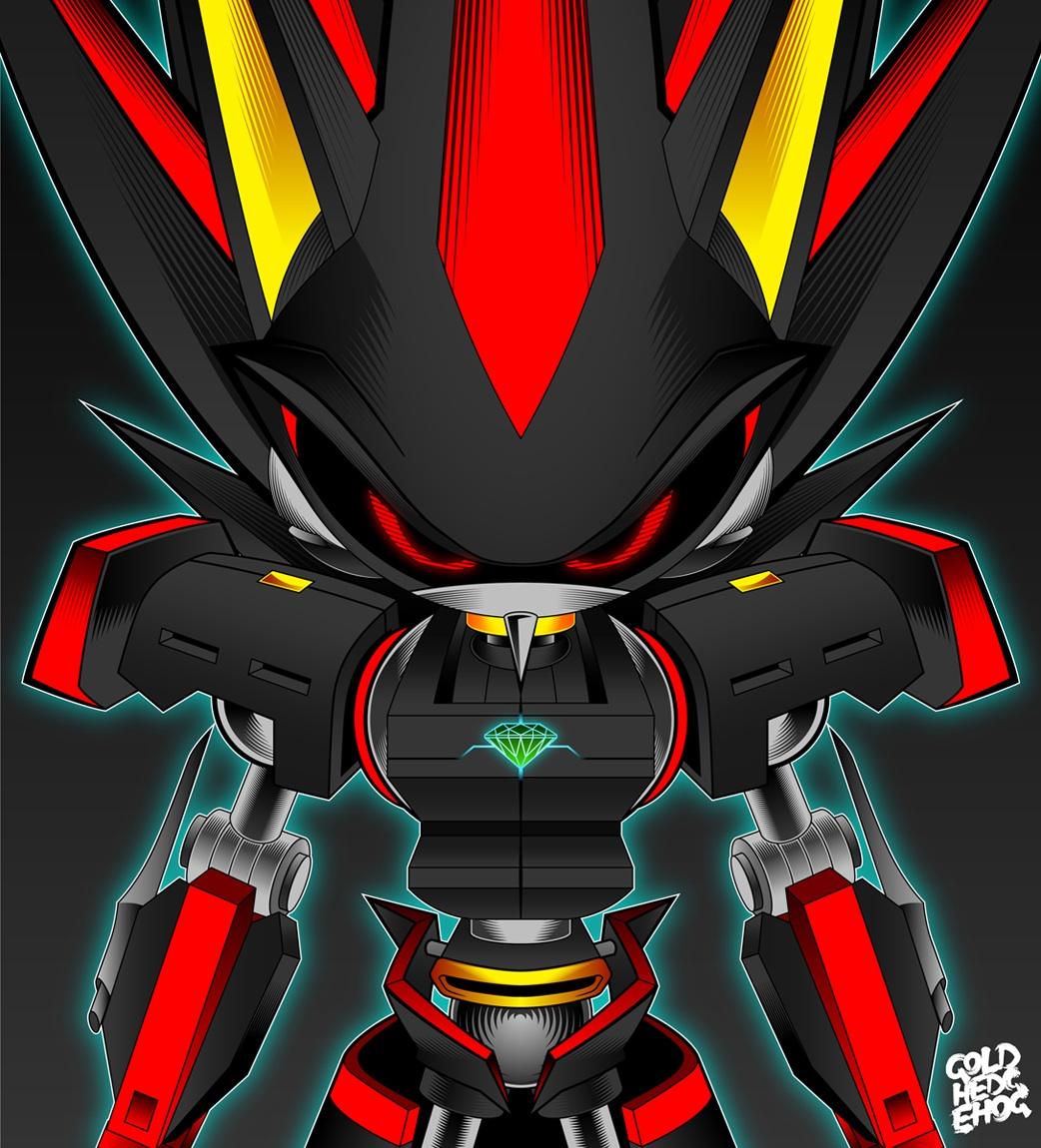 Roboticized Shadow Shadow The Hedgehog Photo 35093561 Fanpop