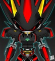 Roboticized Shadow - shadow-the-hedgehog photo