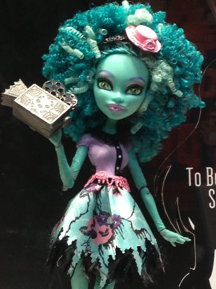 куклы монстр хай берсик канал
