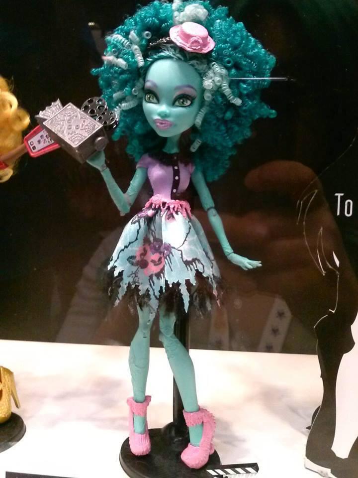 New Monster High Dolls