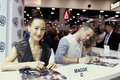 SDCC Signing Session - nikita photo