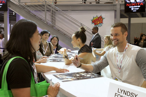 SDCC Signing Session
