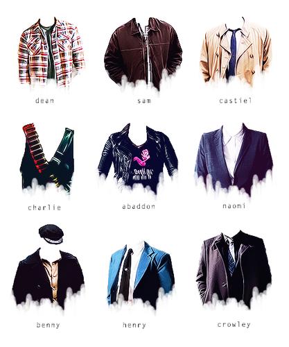 SPN Fashion