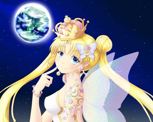 Sailor Moon wallpaper probably with Anime entitled Sailor Moon