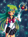 Sailor Pluto - sailor-moon fan art