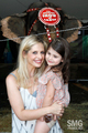 Sarah and Charlotte attend Ringling Bros. and Barnum & Bailey Circus - sarah-michelle-gellar photo