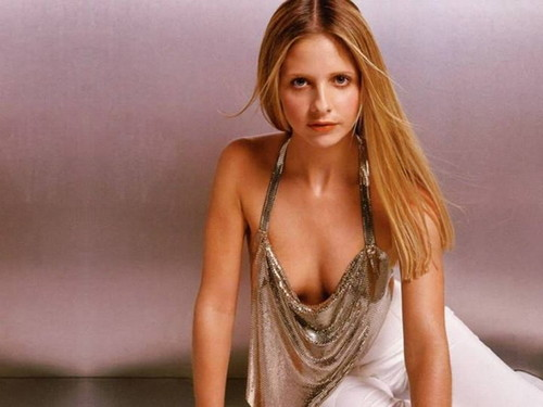 sarah michelle gellar wallpaper titled Sarah