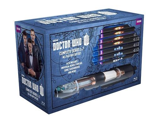 Series 1-7 DVD Boxset! :D