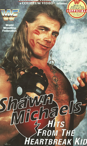 Shawn Michaels wallpaper with anime called Shawn Michaels