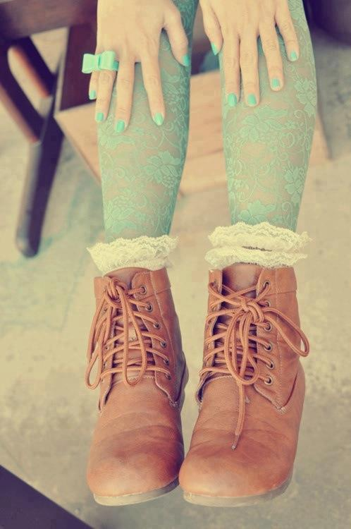 Cute Outfits with Combat Boots Tumblr