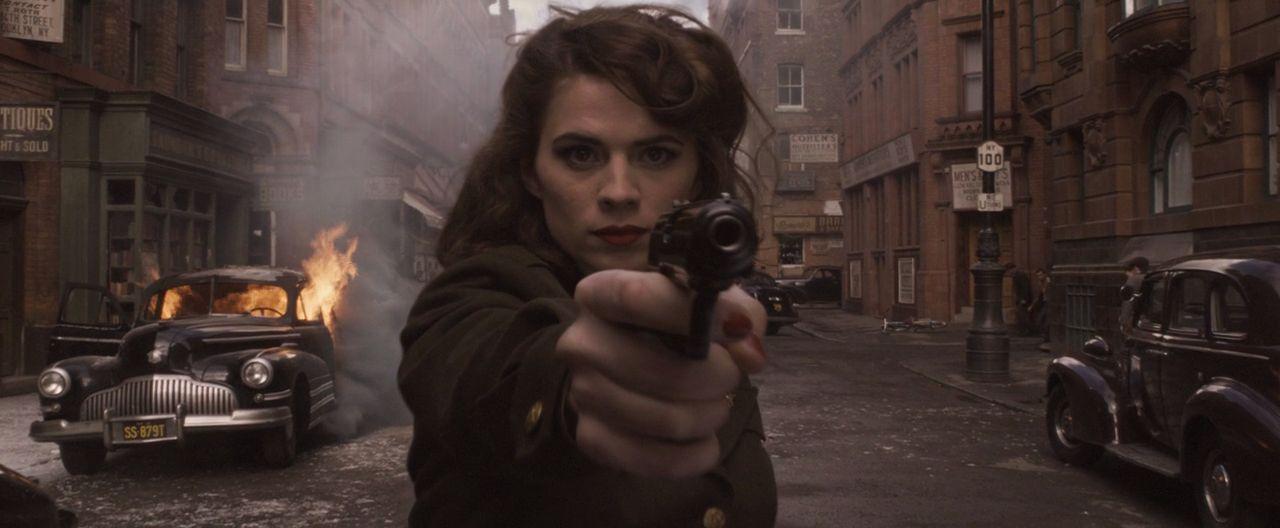 Shoot Peggy, Shoot!
